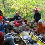 WRT preparing a rescue seminar with Unity SAR.